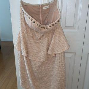 Tweed Formal dress